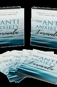The Anti-Anxiety Formula PLR Bundle