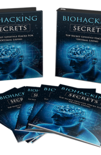 Biohacking Secrets PLR Bundle
