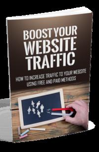 Boost Your Website Traffic PLR Bundle