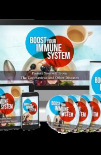 Boost Your Immune System PLR Bundle