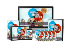 Boost Your Immune System PLR Bundle