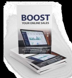 Boost Your Online Sales PLR Bundle