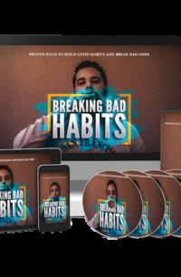 Breaking Bad Habits PLR Bundle