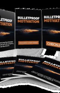 Bulletproof Motivation PLR Bundle