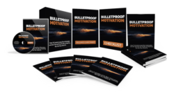 Bulletproof Motivation PLR Bundle