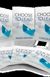 Choose To Lead PLR Bundle