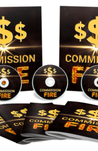 Commission Fire PLR Bundle
