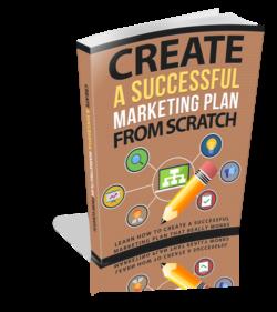 Create A Successful Marketing Plan From Scratch PLR Bundle