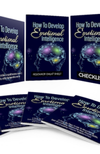 How To Develop Emotional Intelligence PLR Bundle