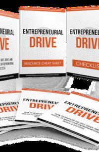 Entrepreneurial Drive PLR Bundle