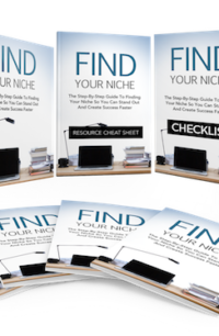 Find Your Niche PLR Bundle