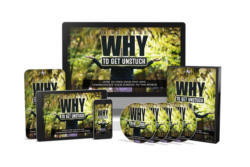 Find Your WHY To Get Unstuck PLR Bundle