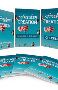 Freedom Creation PLR Bundle