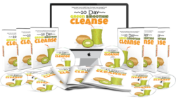 10 Day Green Smoothie Cleanse PLR Bundle