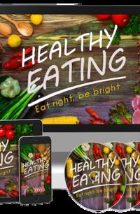 Healthy Eating PLR Bundle