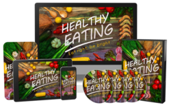 Healthy Eating PLR Bundle