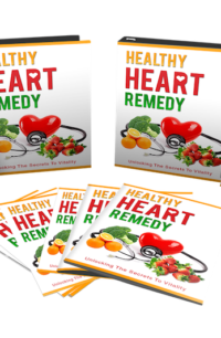 Healthy Heart Remedy PLR Bundle
