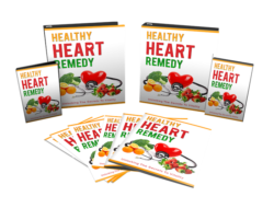Healthy Heart Remedy PLR Bundle