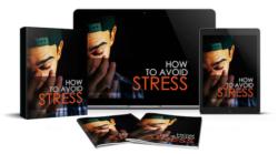 How To Avoid Stress PLR Bundle
