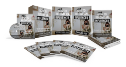 How To Become An Influencer PLR Bundle