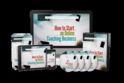 How To Start An Online Coaching Business PLR Bundle