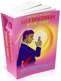 The Most In Depth Self Discovery Book PLR Bundle