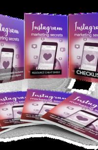Instagram Marketing Secrets PLR Bundle