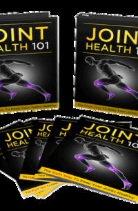 Joint Health 101 PLR Bundle
