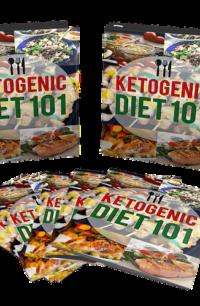 Ketogenic Diet 101 PLR Bundle