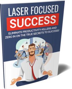 Laser Focused Success PLR Bundle