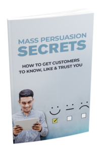 Mass Persuasion Secrets PLR Bundle