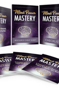 Mind Power Mastery PLR Bundle