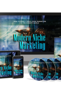 Modern Niche Marketing PLR Bundle