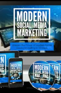 Modern Social Media Marketing PLR Bundle