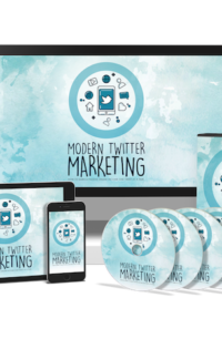 Modern Twitter Marketing PLR Bundle