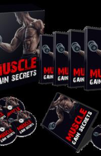 Muscle Gain Secrets PLR Bundle