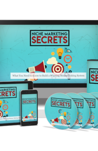 Niche Marketing Secrets PLR Bundle