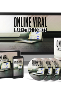 Online Viral Marketing Secrets PLR Bundle