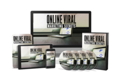 Online Viral Marketing Secrets PLR Bundle