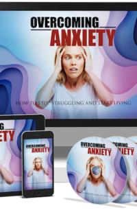 Overcoming Anxiety PLR Bundle