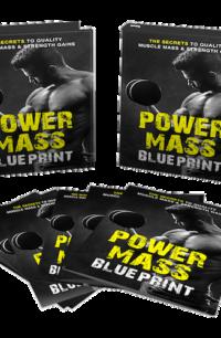 Power Mass Blueprint PLR Bundle