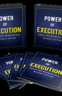 Power Of Execution PLR Bundle