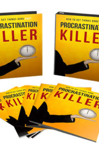 Procrastination Killer PLR Bundle