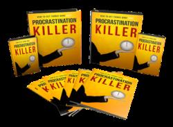 Procrastination Killer PLR Bundle