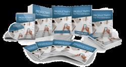 Productivity For Procrastinators PLR Bundle