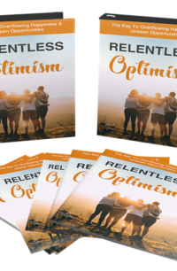 Relentless Optimism PLR Bundle