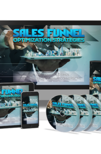Sales Funnel Optimization Strategies PLR Bundle