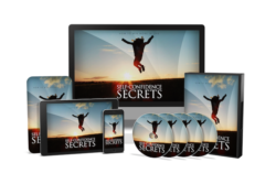 Self-Confidence Secrets PLR Bundle