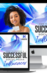 Successful Social Media Influencer