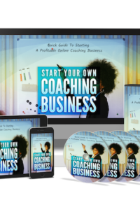 Start Your Own Coaching Business PLR Bundle